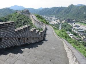Čínsky múr o samote
