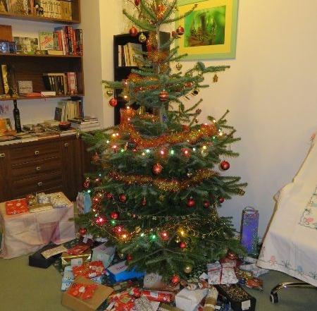 CHRISTMAS TREES & CHRISTMAS FARE