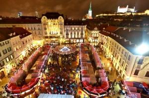 X-mas fare, Bratislava