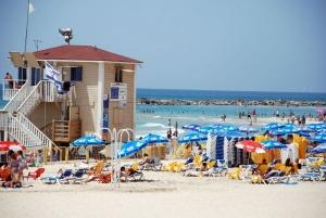 Tel Aviv - pláž