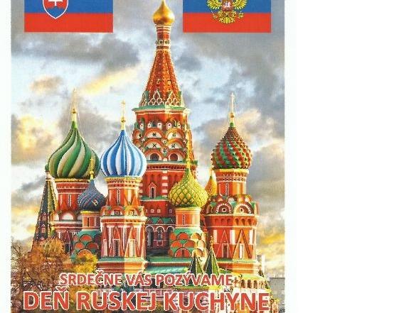 Deň ruskej kuchyne – recepty pre vás
