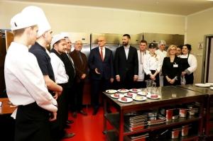 Veľvyslanec v kuchyni