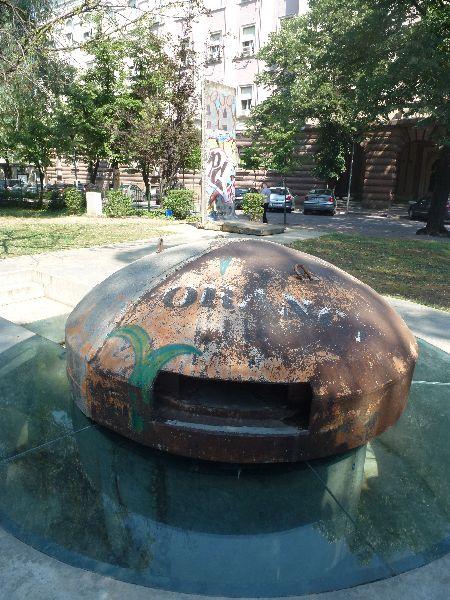 Bunker v Tirane