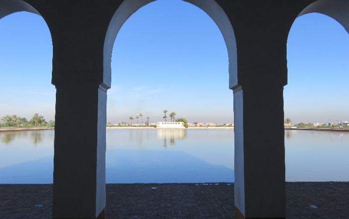 Maroko je zelené