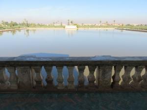 Záhrada Menara II