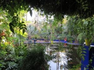 Záhrada YSL 2