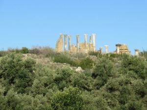 Zelené údolie a rím. pamiatky