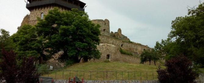 Fiľakovo, hrad