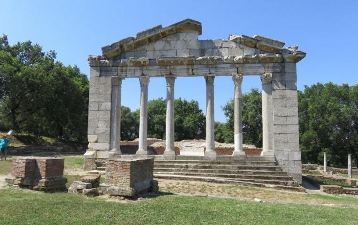 Apollonia – tri pamiatky v jednom