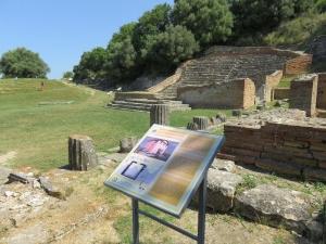 Odeon, Apollonia
