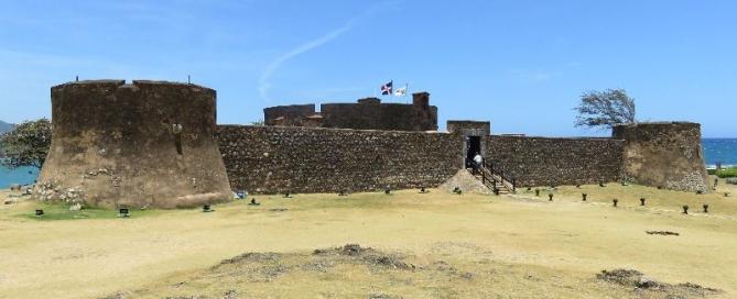 Pevnosť v Puerto Plata