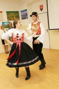 Tanec študentov 1