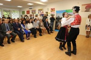 Tanec študentov 2