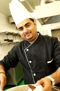 Indický majster šéfkuchárov