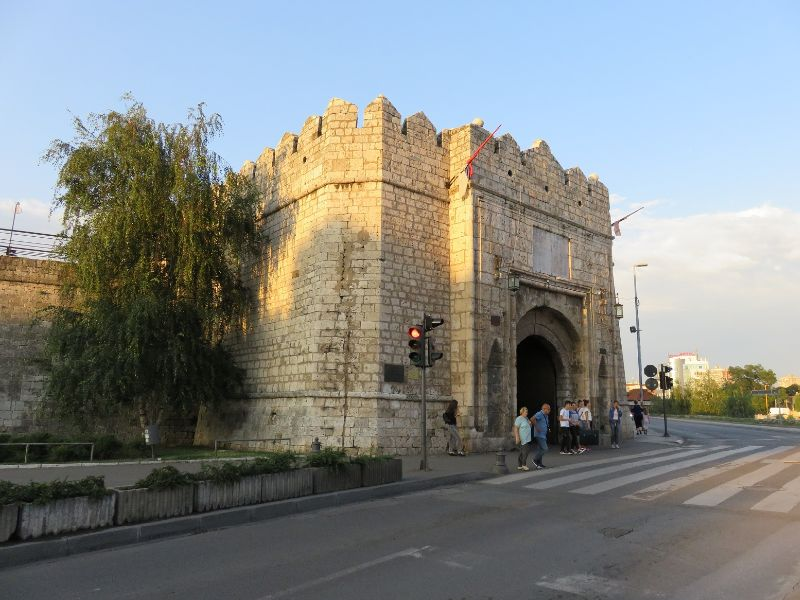 Pevnosť v Niši