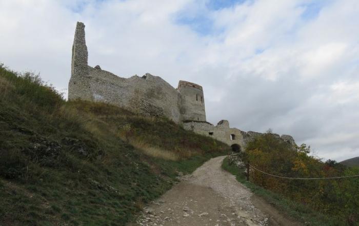 Záhada Čachtického hradu