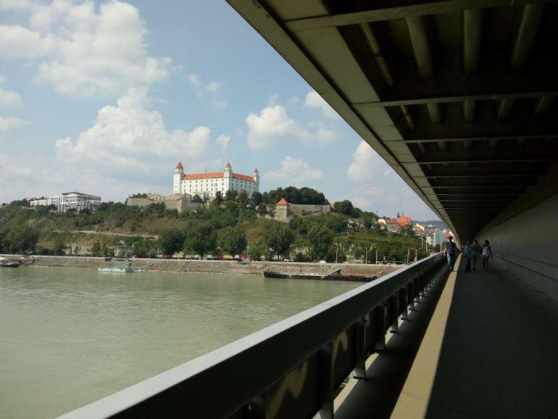 Výhľad na Hrad I