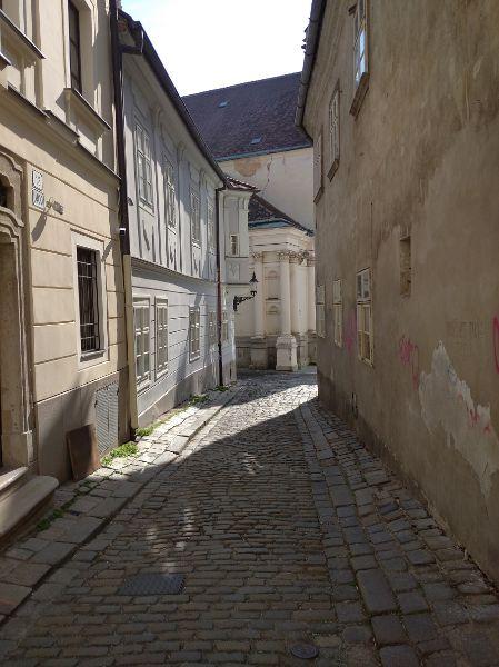 Staré Mesto, Zámočnícka ulička