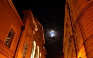 Bratislava v noci, foto M. Valo