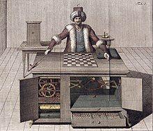 Kempelenov šachový stroj